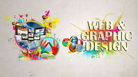 web and graphic designer wanted at thrissur