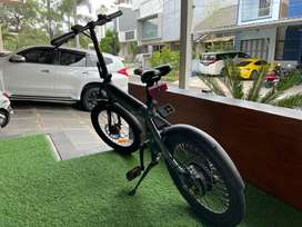 sepeda listrik xiaomi sepeda lipat