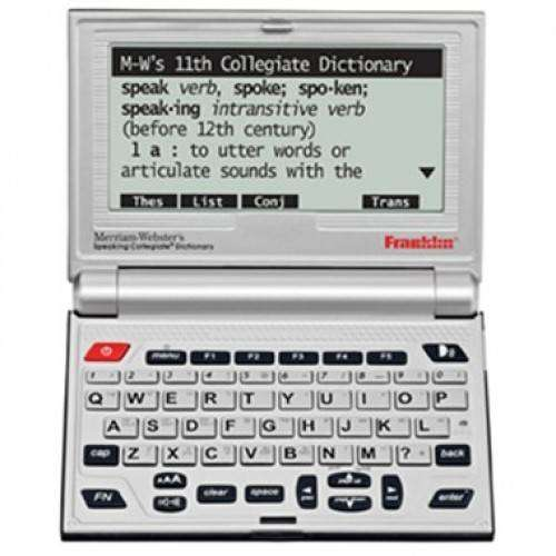 Franklin Speaking Dictionary SCD-2100 0