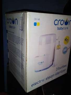 sterelizer susu crown