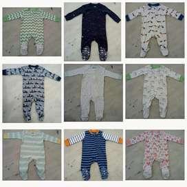 Infant Hats Boys tshirt Girls frock export surplus