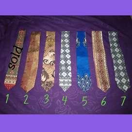Dasi Batik Homemade New Original