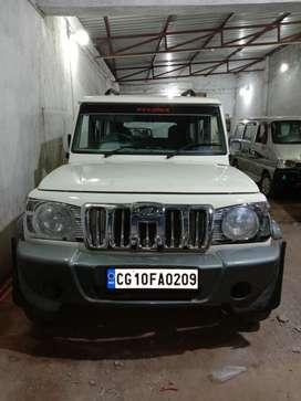 Mahindra Bolero Plus AC BS III, 2010, Diesel