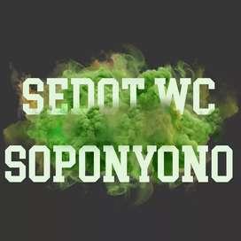 Sedot wc petemon Surabaya ampuh garansi #Soponyono