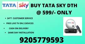 TATA SKY- DTH Connection