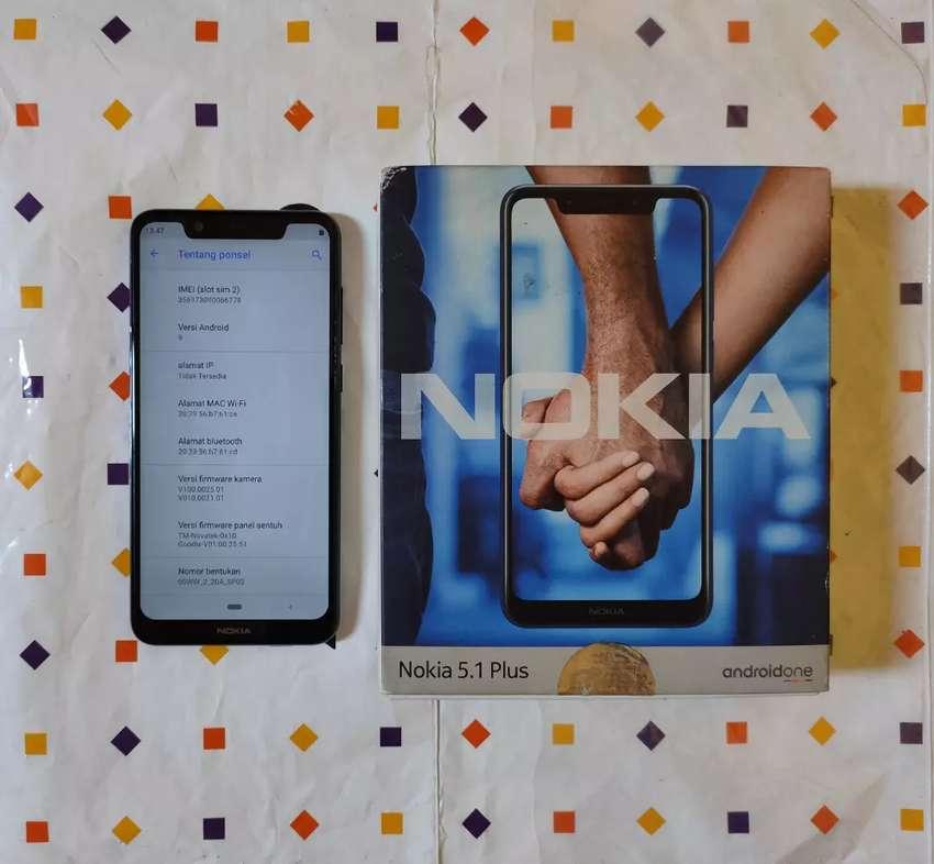 Nokia 5.1 Plus Ram 3/32gb 0