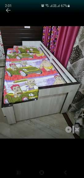 BABY BED 6×3 FT