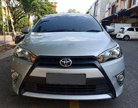 Toyota Yaris A/T 2014 Sangat Terawat