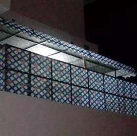 All noman fiber glass Windows