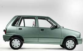 Mehran Car for driving