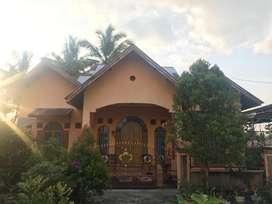 Dijual Rumah Semi Klasik nan asri di Komplek Padan Puti Indah