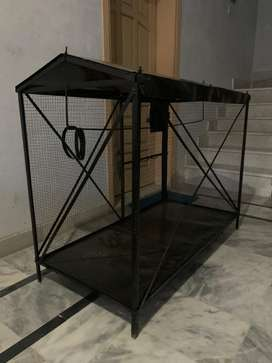 Bird cage full new 4/3 in size