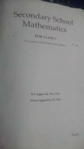 Class 9  ka book