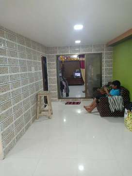 RENT FOR 1 BHK FLAT CIDCO GHANSOLI STATION NEAR