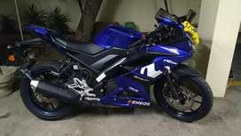 Brand new R15V3 Showroom condition