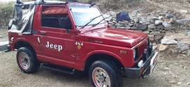 Potohar Red jeep For Sale