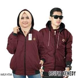 Jaket Couple / Jaket Bolak Balik / Jaket Terbaru