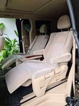 Toyota Alphard 2010 Mulus Harga Murah Terjangkau