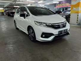 Honda jazz RS AT 2018 Km13rbu