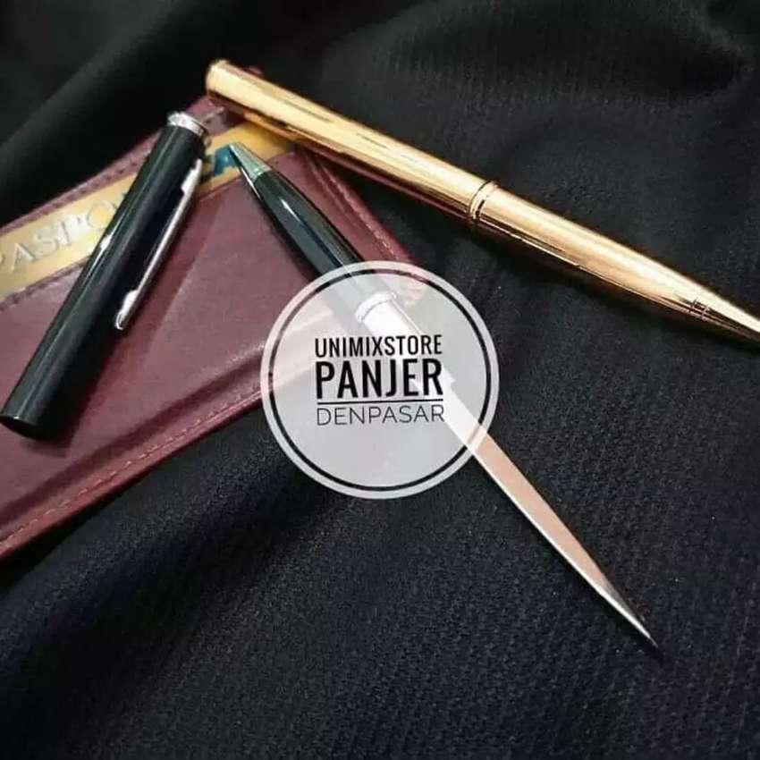 PEN KNIFE / PISAU PEN / KNIFE PEN / KNIFE UNIK MINI SURVIVAL 0