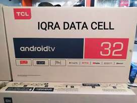 HARGA LED TERMURAH Tcl 32a5 Smart Led Tv 32 Inch Android 9.0 Netflix