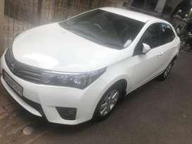 Toyota Corolla Altis 1.4 DG, 2016, Diesel