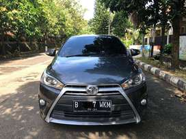 Toyota Yaris G (M/T) - 2014