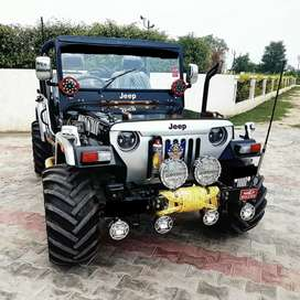 Open Jeep available in sales