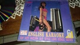Jual cakram laser disk english karaoke 6