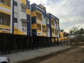 3 BHK Flat at Mudichur ,Madhana Puram
