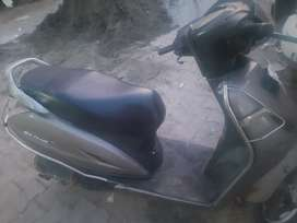 Honda Activa  is brand new condition
