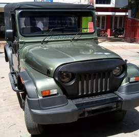 Mahindra Jeep MM540