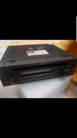 Tape Toyota 86180