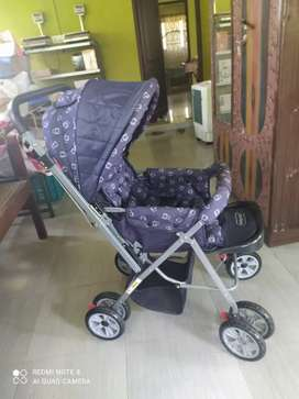 Unused Baby stroller from babyhug