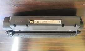 HP Laser jet 13A.