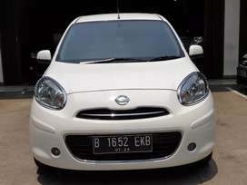 Nissan March XS Thn 2012 AT TDP 5 jt Good Condition
