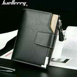Baellerry Small Wallet ZX-A129 Dompet Kulit Import Saku