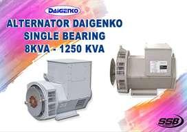 Alternator Daigenko Single Bearing 8Kva - 1250Kva