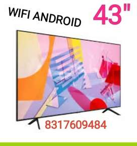 "43"" ANDROID 4K LEDTV * 