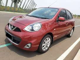 Cash 100jt Nissan March 1.2 XS AT 2013 Merah #DOMINO AUTO