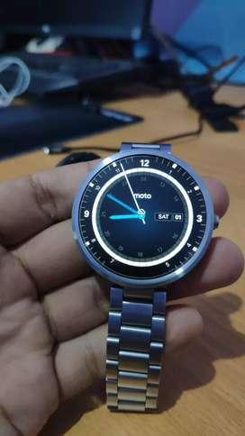 Smartwatch motorola 360 gen 1