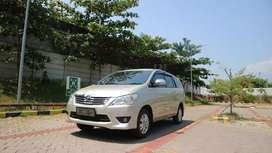 Toyota innova G matic bensin 2012 tdp low!