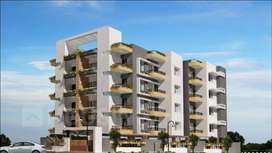 3BHK Ready to move flat with 2 balconies