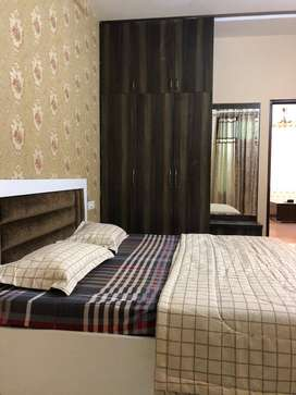 2 BHK FULLY FURNISHED FLAT IN 24.90 WITH STORE IN PRIME LOCATION