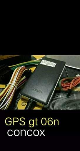 GPS GT 06N bisa nontifikasi lewat hp/server.