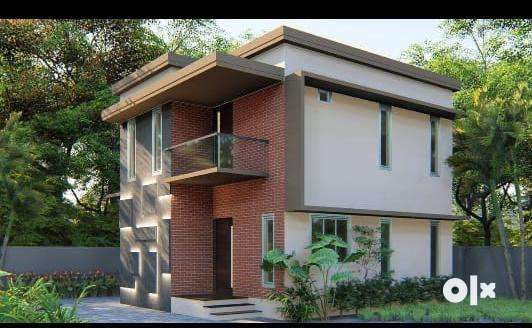Chevayur 4 Cent 3 Bed New House 67 Lakh 0