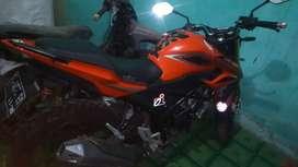 Honda CB 150 R pajak lahat sumsel