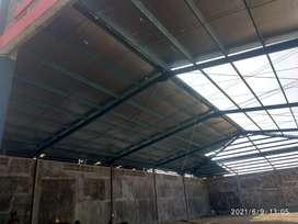 Disewakan gudang di Muktiharjo Pedurungan Semarang