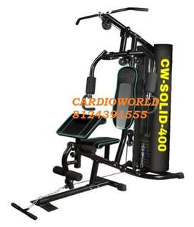 Festival offer on Home Gym for complete body exercise