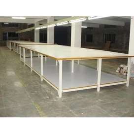 Table for garment purpose